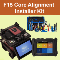 FORC F15 Core Alignment Splicer w/OTDR & Jonard Tool Kit