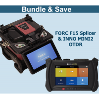 FORC F15 Core Alignment Splicer Kit & INNO MINI2 OTDR